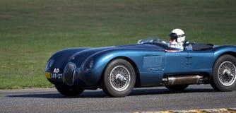 Het mooie oude raceauto bewegen zich Royalty-vrije Stock Fotografie