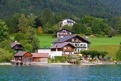 Het mooie platteland van St. Wolfgang Royalty-vrije Stock Afbeeldingen