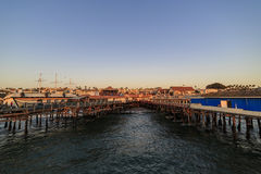 Het mooie Redondo-Strand Royalty-vrije Stock Fotografie