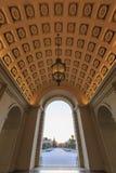 Het mooie Stadhuis van Pasadena dichtbij Los Angeles, Californië Stock Foto's