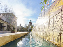 Het mooie Stadhuis van Pasadena, Los Angeles, Californië Royalty-vrije Stock Foto