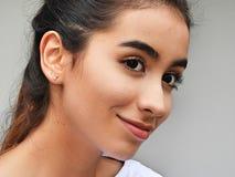 Het mooie Wijfje van de Tiener Stock Foto's