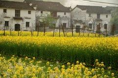 Het mooiste dorp in China Stock Afbeeldingen