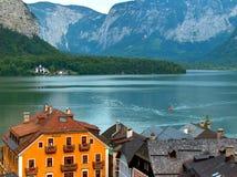 Het mooiste dorp in de wereld Stock Foto's
