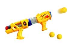 Het Mortier van de Hand van het stuk speelgoed Royalty-vrije Stock Foto's