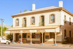 Het Motel van het criteriumhotel - Quorn royalty-vrije stock foto