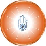 Het Motief van Jain Stock Afbeeldingen
