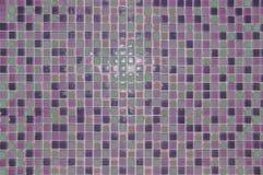 Het mozaïek van blokken Stock Foto's