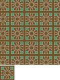 Het mozaïek van Maroc royalty-vrije stock foto