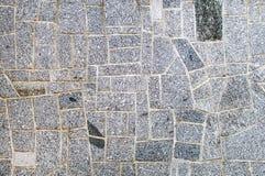 Het mozaïek van stenen Stock Foto
