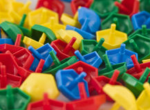 Het mozaïek van kinderen Stock Fotografie