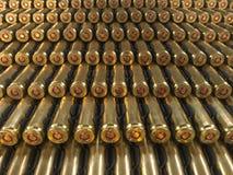 Het is munitie stock afbeelding