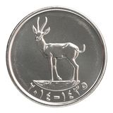 Het muntstuk van de Filsv.a.e Royalty-vrije Stock Fotografie