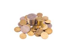 Het muntstuk van Maleisië Royalty-vrije Stock Afbeeldingen
