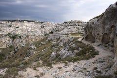 Het murgia nationale park stock afbeeldingen