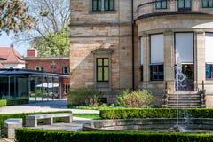 Het museum Bayreuth van villawahnfried Richard Wagner royalty-vrije stock foto