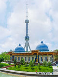Het museum complex in Tashkent royalty-vrije stock afbeeldingen