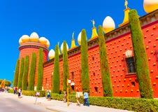 Het museum Dali Royalty-vrije Stock Foto's
