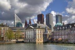 Het Museum Den Haag van Mauritshuis Stock Afbeelding