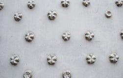 Het museum eigentijdse, geometrische concrete details van Vorarlberg stock fotografie