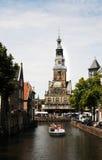 Het museum en het kanaal van de kaas Royalty-vrije Stock Afbeelding