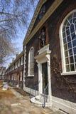 Het museum Geffrye in Londen Royalty-vrije Stock Fotografie