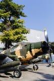 Het Museum Ho Chi Minh City Vietnam van oorlogsresten Royalty-vrije Stock Afbeeldingen