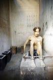 Het Museum Ho Chi Minh City Vietnam van oorlogsresten Royalty-vrije Stock Fotografie