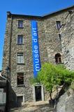Het Museum Sion van de kunst Stock Fotografie