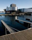 Het Museum Stavanger van de olie & van de Benzine Stock Afbeeldingen