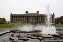 Het Museum van Altes Royalty-vrije Stock Afbeeldingen