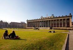 Het Museum van Altes in Berlijn royalty-vrije stock foto's