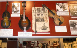 Het Museum van Appalachia, Clinton, Tennesee, de V.S. royalty-vrije stock foto's