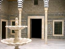 Het Museum van Bardo Royalty-vrije Stock Foto's
