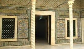 Het museum van Bardo, Tunesië Stock Afbeeldingen