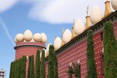 Het museum van Dali Royalty-vrije Stock Fotografie