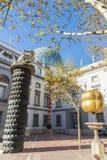 Het Museum van Dali in Figueres Stock Fotografie