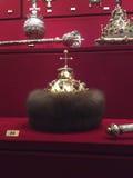 Het museum van de Arsenaalkamer in Moskou, Rusland Stock Fotografie