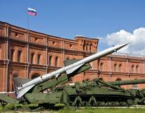 Het museum van de artillerie Stock Afbeeldingen