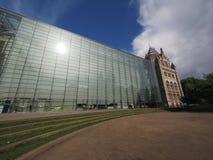 Het Museum van de Biologie in Londen royalty-vrije stock afbeelding