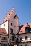 Het Museum van de geschiedenis, Sibiu Roemenië Royalty-vrije Stock Foto