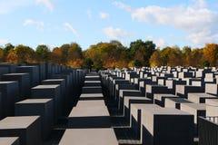 Het Museum van de holocaust Stock Foto