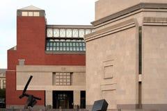 Het Museum van de holocaust Stock Fotografie
