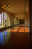 Het Museum van de Immigratie van het Eiland van Ellis Royalty-vrije Stock Foto