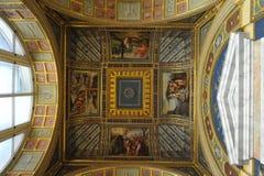 Het museum van de kluis Royalty-vrije Stock Afbeelding