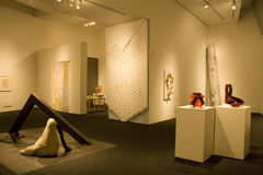 Het Museum van de Kunsten van Bellevue Stock Foto