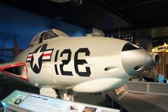 Het Museum van de lucht stock afbeeldingen