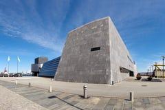 Het museum van de olie Stock Foto's