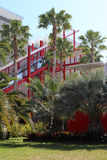 Het Museum van de Provincie van Los Angeles van Kunst - LACMA stock foto