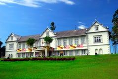 Het museum van de Staat Sarawak stock foto